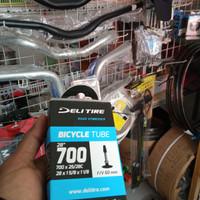 ban dalam deli tire 700x25- 28c roadbike &fixie