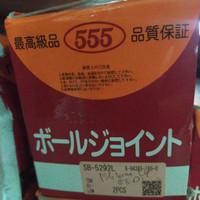 Balljoint bawah kiri panther lama 555 jepang