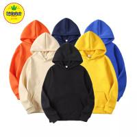 Sweater Hoodie Polos Pria Jumper Hoodie Bahan Fleece