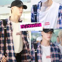 T-SHIRT KPOP UNISEX UNIFORM JENO NCT S-XXL 13 WARNA / KAOS KOREAN IDOL