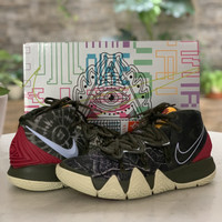 Sepatu Basket Nike Kyrie Kybrid S2 What The Camo CT1971-300 ORIGINAL