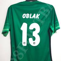 Nike Original Template Atletico Madrid GK 15-16 Oblak#13 Player Issue