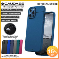 Original Caudabe Sheath Case iPhone 12 Pro Max 12 Pro 12 Mini - Casing