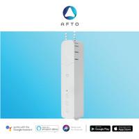 AFTO Smart Motorized Roller Blind Motor Wifi + Battery Tirai Gulung