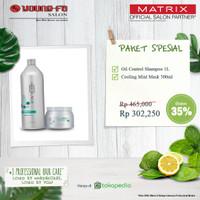 Biolage Matrix Scalppure Cooling mint 1paket