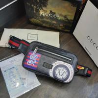 Waist Bag Pria Gucci Import Mirror Quality // Tas Pria Gucci // GC-01