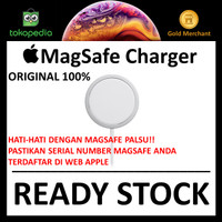 Apple MagSafe Charger 20W Wireless Charging for iPhone 12 AirPods Pro