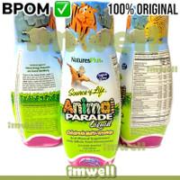 Natures Plus Animal Parade Liquid Multivitamin Vitamin Anak 8oz