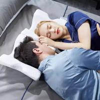 Pressure Free Memory Foam Pillow Bantal Pasangan Multifungsi Serbaguna