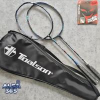 Raket Badminton Toalson Camblade N57 / N59 + Senar Premium Devil