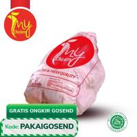 My Chicken Ayam Karkas 1.0 Plastik Polos (Tanpa Logo) [ 1.0 kg ]
