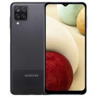 Samsung Galaxy A12 Smartphone [4GB/ 128GB] BLACK