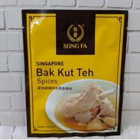 Bumbu songfa bakut teh singapore