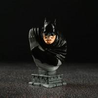 Batman Arkham City The Dark Knight Returns Regular Bust not Hot toys