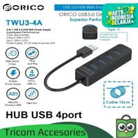 Orico USB HUB 3.0 4 Port ORICO TWU3-4A
