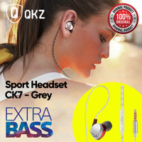 QKZ CK7 Headset Earphone Sport In-Ear Stereo Super Bass With Mic