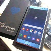 Samsung Note fe ram 4/64 sein