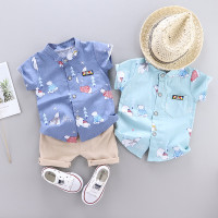 baju set setelan kaos anak laki-laki/bayi/balita premium bagus lucu