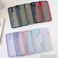 Softcase Casing Full Cover kamera iPhone 12 mini 12 Pro Max case WB
