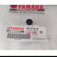 PLUG BLIND KARET TUTUP BOX BAGASI NMAX N MAX AEROX 155 ORIGINAL YGP 4U