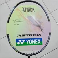 LIMITED - RAKET YONEX ASTROX 22F ORIGINAL 3F/G5 - 63GR MADE IN TAIWAN