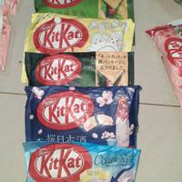 Kitkat ruby chocolate original japan