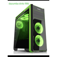 CASING DAZUMBA VITO 986 NON PSU + FAN LAMPU 5