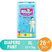 baby happy pants xl 26+4