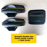 PAKET IGNIS HEMAT HANDLE DAN OUTER + TANK COVER LUXURY BLACK DOFF