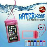 Waterproof Case HP Ukuran XL - Kantong Hp Anti Air - Case Waterproof