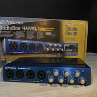 soundcard presonus audiobox