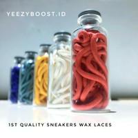Yeezy Wax Laces ( Sneakers Laces / Tali Sepatu Yeezy )