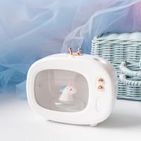 ARAMI Mini Humidifier TV Design Colorful w/ Cute Doll Pelembab Ruangan