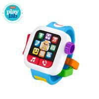 Fisher Price Laugh & Learn Time to Learn Smartwatch - Mainan Edukasi
