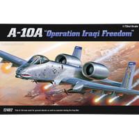 MAINAN RAKITAN A-10A OPERATION IRAQI FREECOM 12402 1/72