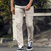 Celana Chino Panjang / Celana Cino Pria Slim Fit STRECHT Bisa Melar
