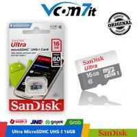 SanDisk Ultra MicroSD 16GB 32GB 64GB 128GB SDXC UHS-I Micro SD Class10