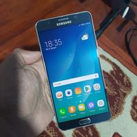 Handphone Hp Samsung Galaxy Note 5 Ram 4/32 Second Seken Bekas Murah
