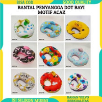 Bottle Holder/Bantal Leher Bayi/Bantal Penyangga Dot/Bantal Susu bayi
