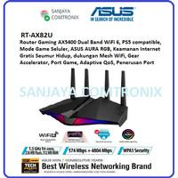 ASUS RT-AX82U Router Gaming AX5400 Dual Band WiFi 6 PS5 Mesh WiFi