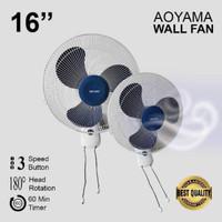 Kipas angin dinding murah 16 inch   kipas angin tembok wallfan 16 inch