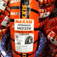 BAN MAXXIS EXTRAMAXX M6233W 100/80-17 TUBELESS