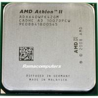 AMD Athlon II X4 640 3.0GHz 4-Cores 4-Threads