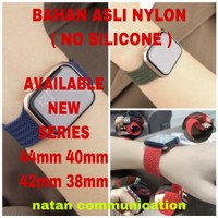STRAP APPLE WATCH SE 6/5/4/3 44mm 40mm SOLO LOOP BRAIDED NYLON IWATCH