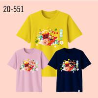 Kaos Imlek Bayi Anak Remaja Dewasa Oversize Family/Baju Kaos Sincia 16