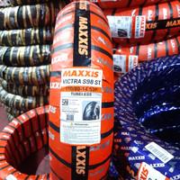 BAN MAXXIS VICTRA S98 ST 110/80-14 TUBELESS