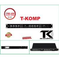 tk audio tkomp rack compressor mixing outboard