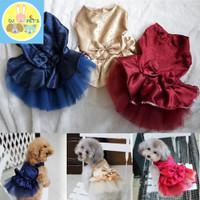 baju anjing dan baju kucing dress gaun hewan PET1046