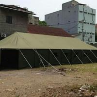 tenda pleton bahan filamin uk 6x14
