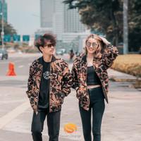 Jaket Bomber Batik Pria & Wanita Multifungsi (Casual- Formal)- Limited